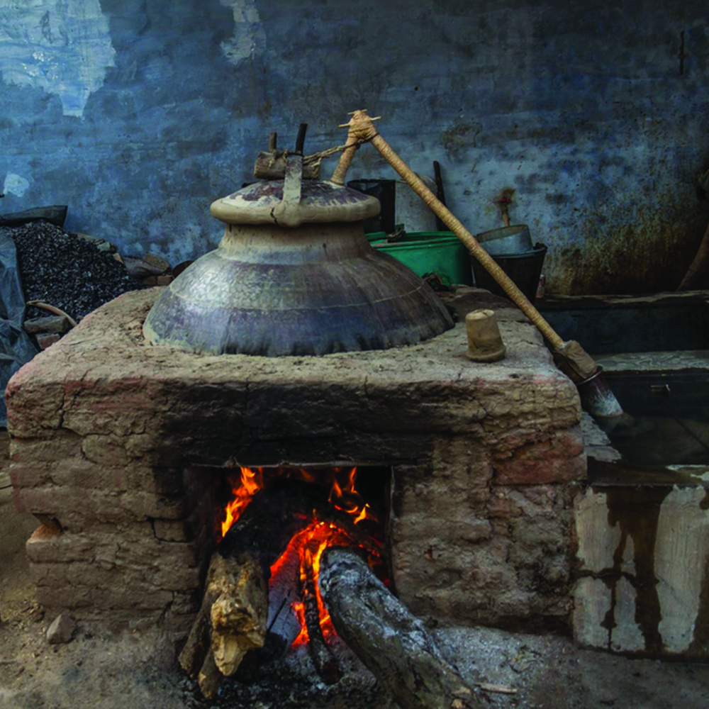 Perfume Making in Kannauj with Tornos