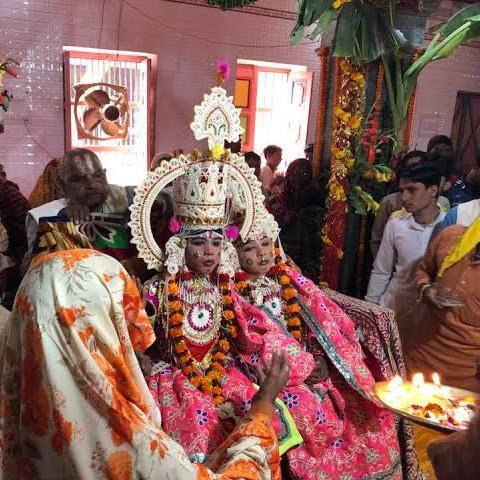Ram Vivah - When Ram weds Sita